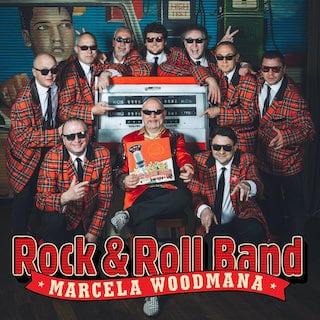 Rock&Roll Band Marcela Woodmana small
